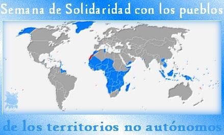 de los territorios no autónomos