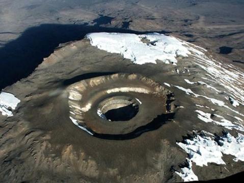 volcan mas importantes del mundo: